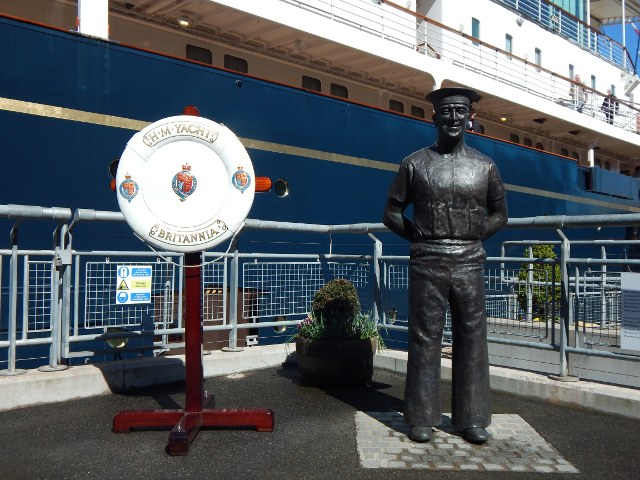 Denkmal zu Ehren der Royal Marine