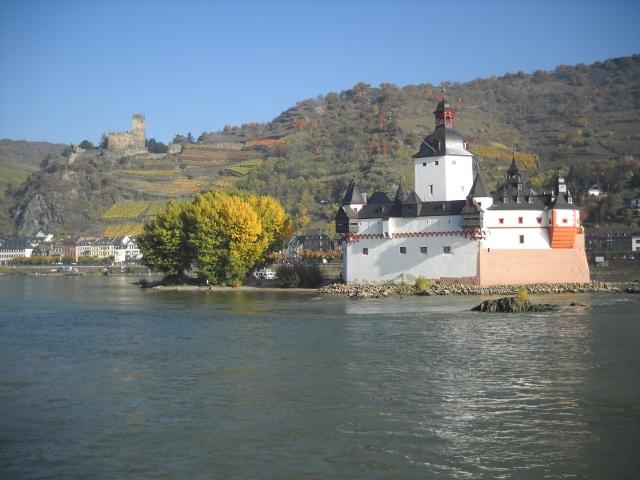 Die Pfalz bei Kaub