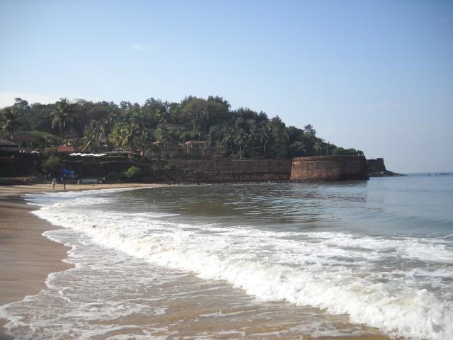 Fort Aguada Goa Indien