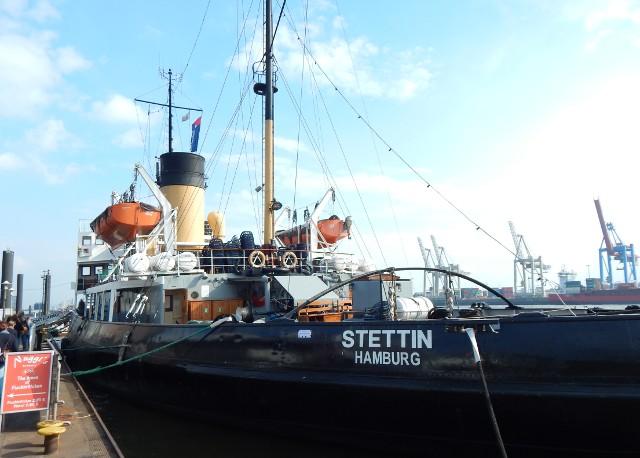 Eisbrecher Stettin Övelgönne