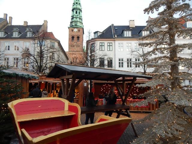 Deutscher Weihnachtsmarkt in Kopenhagen