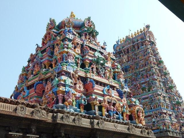Chennai Tempel