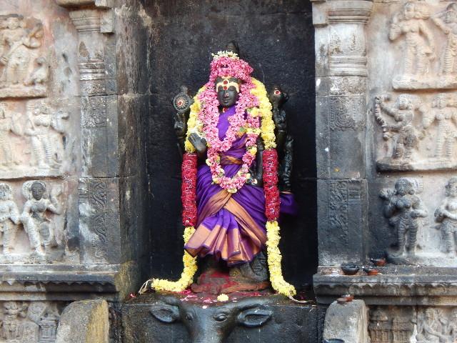 Tamil Nadu Darasuram Goettin