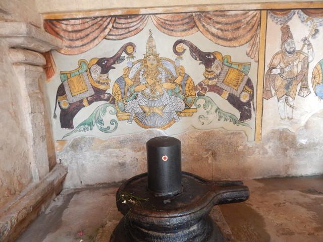 Tanjore Shiva Lingam