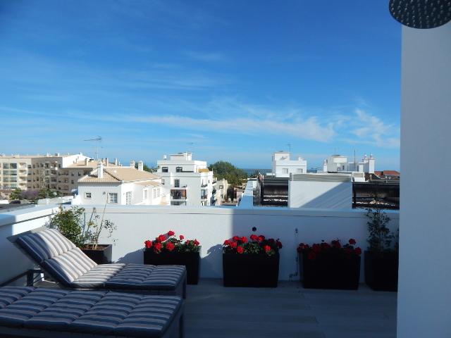 Dachterrasse Boutiquehotel Faro