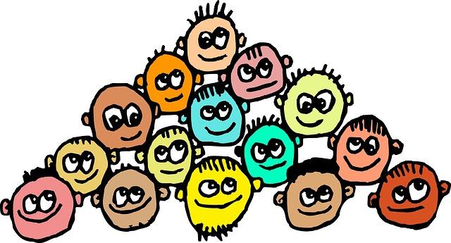 Die Vielfalt als Bereicherung