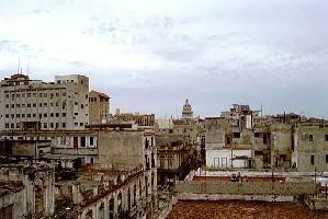 Zentrum von Havanna