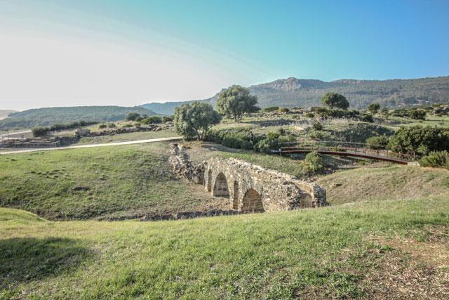 Aquädukt Baelo Claudia