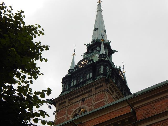 Deutsche Kirche in Stockholm