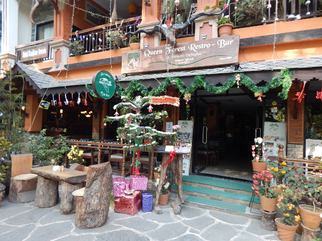 Weihnachten in Pokhara