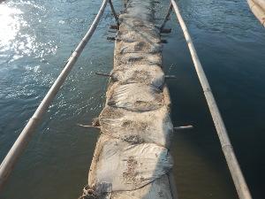 Brücke zur Elefantenzuchtstation