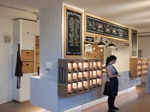 Die Schokoladenwerkstatt im Schokoladenmuseum