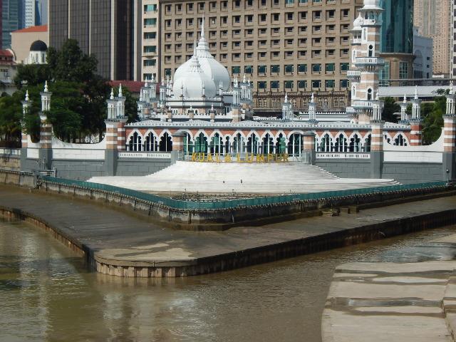 Der Ort der Gründung von Kuala Lumpur.