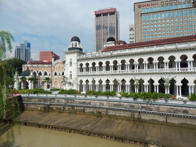 Jabatan Warisan Negara (Department of National Heritage) in Kuala Lumpur, Malaysia