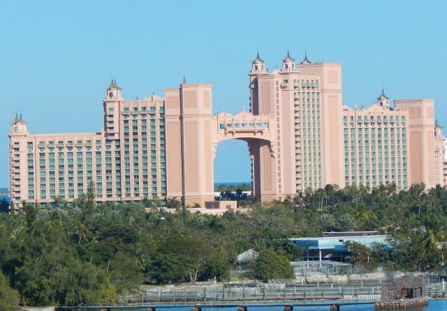 Schwesterhotel des Atlantis auf den Bahamas