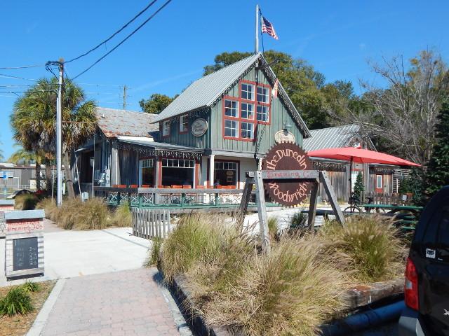Die Woodwright Brewery Dunedin, Florida.