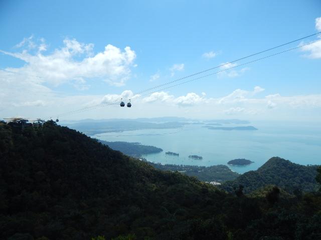 Blick auf die Andamanensee