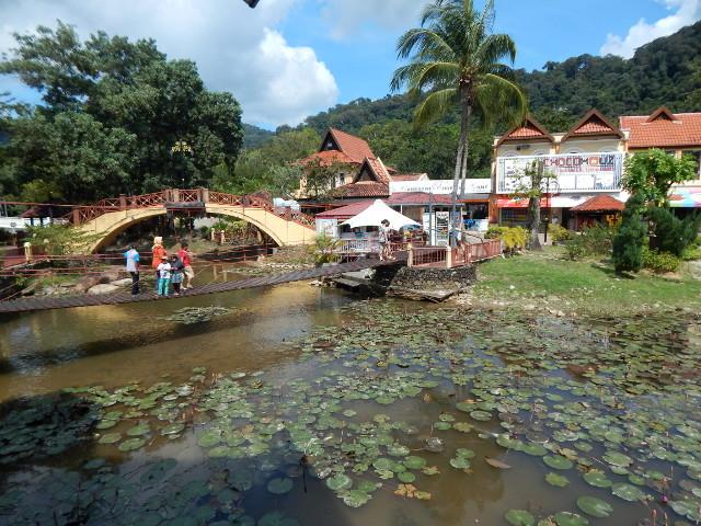 Das Oriental Village auf Langkawi