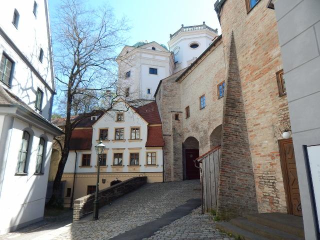 Die Wassertürme von Augsburg Sehenswürdigkeiten