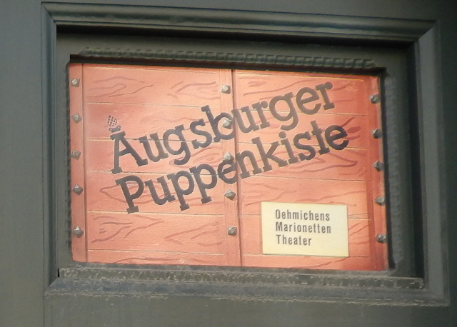 Die Augsburger Puppenkiste, das Museum in Aubsburg
