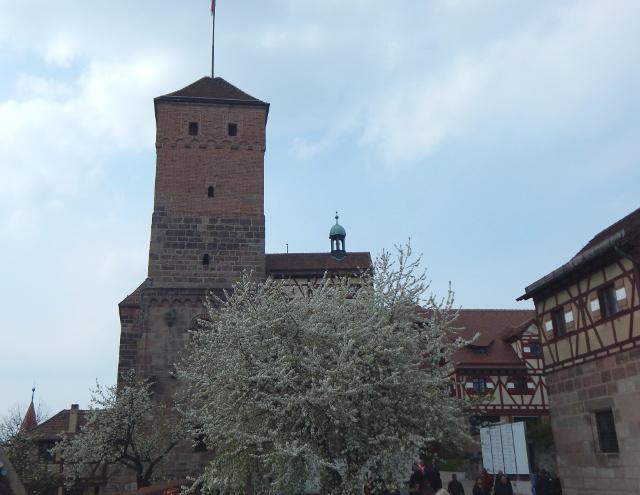 Die Kaiserburg in Nürnberg, Sehenswürdigkeiten