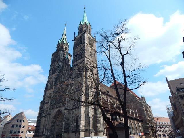Lorenzkirche Nürnberg Sehenswürdigkeiten