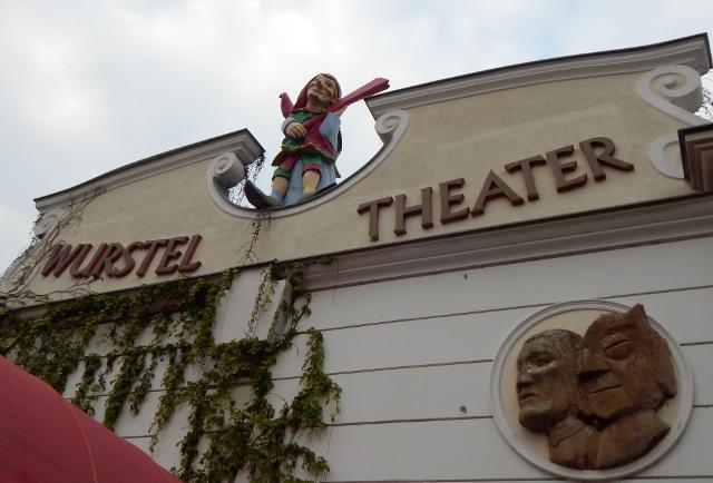 Wurstel Theater im Prater Wien