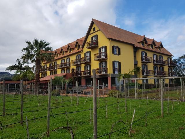 Madeira, die Quinta do Furao.