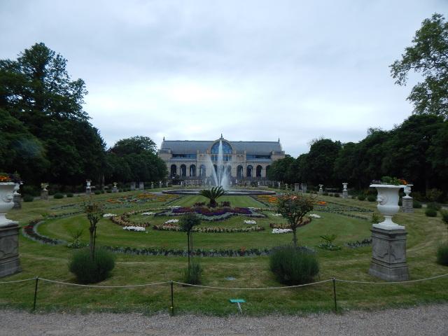 Das Festhaus Flora Köln.