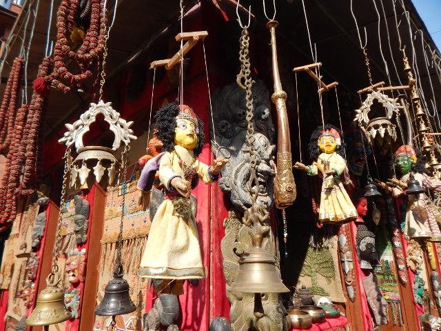 Reisesouvenirs Nepal während der Nepal Rundreise