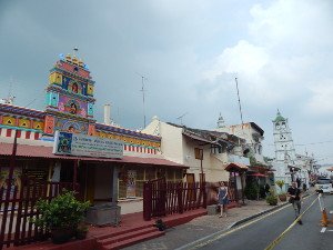 Indischer Tempel Malakka