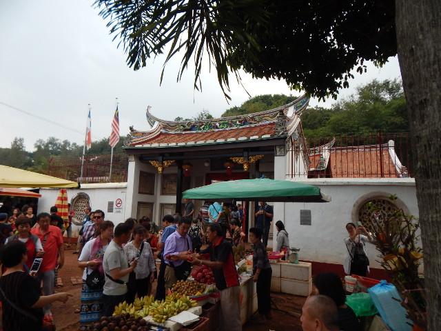 Sam Poh Kong Tempel Malakka