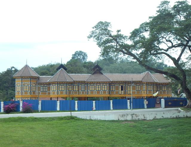 Der Istana Kenangan in Kuala Kangsar