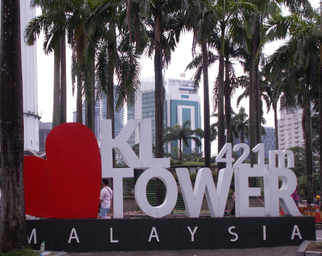 I love KL Tower