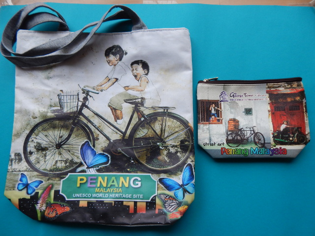 Souvenirs aus Penang