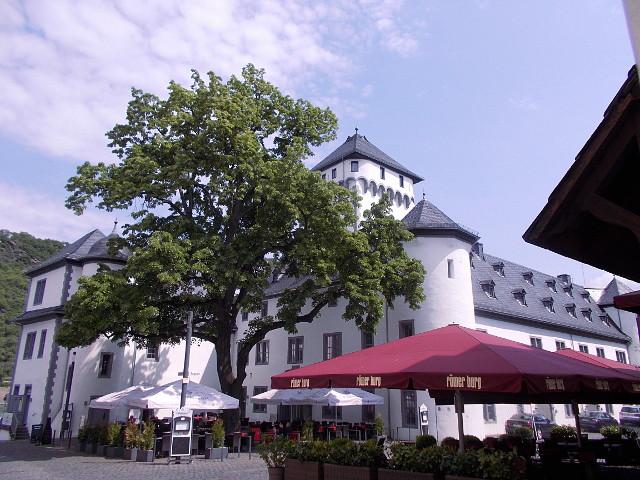Die Kurfürstliche Burg in Boppard