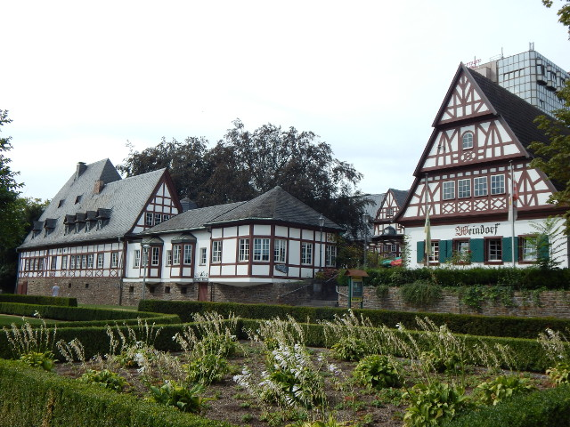 Das Weindorf in Koblenz