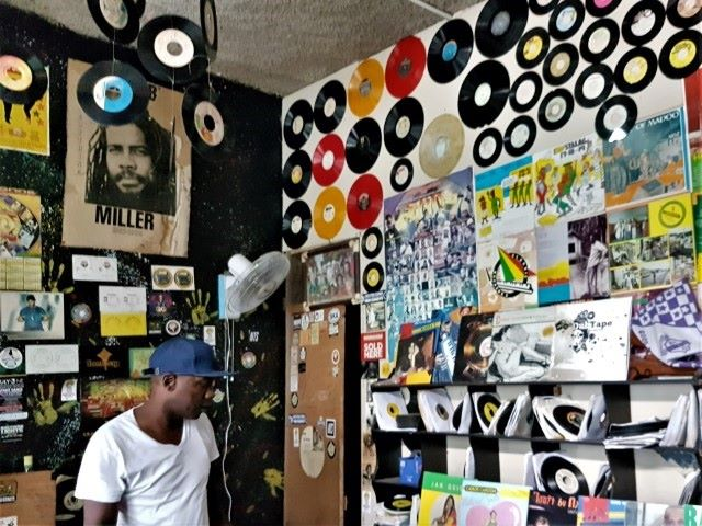 Rockers International Records in Kingston