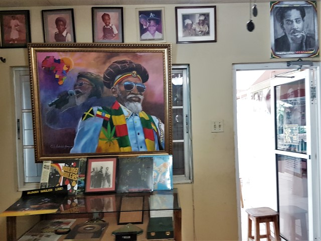 Wailers Museum in Kingston