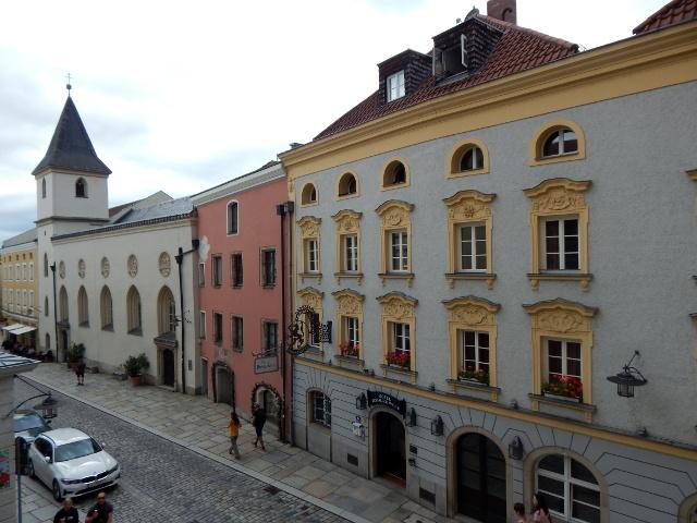 Altstadt von Passau Sehenswürdigkeiten