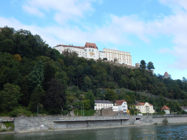 Burganlage Veste Oberhaus Passau