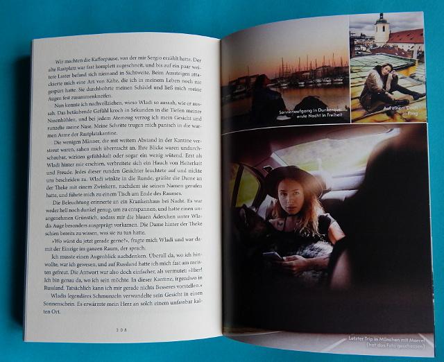 aWay - Per Anhalter von London nach Australien, Buch von Nic Jordan.