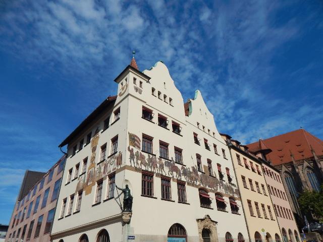 halber Tag in Nürnberg, IHK Nürnberg Hauptmarkt