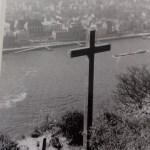 Das Kreuz bei Filsen