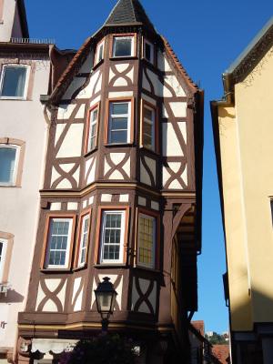 Das Zobelhaus in Wertheim