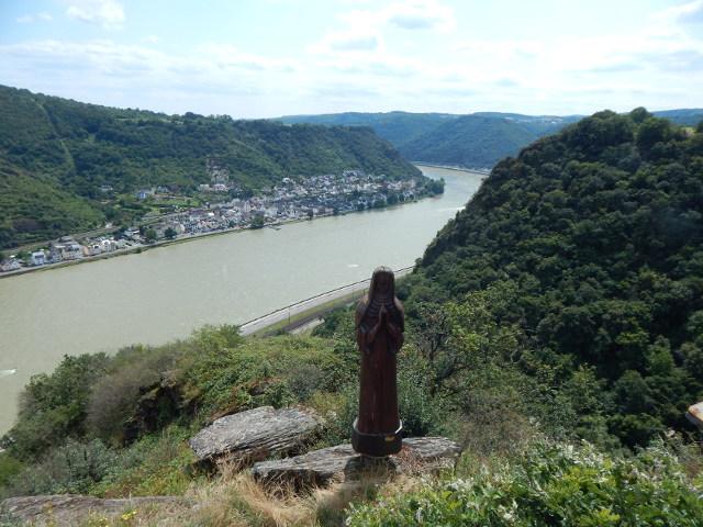 Die Betende Nonne in Weiler bei Boppard
