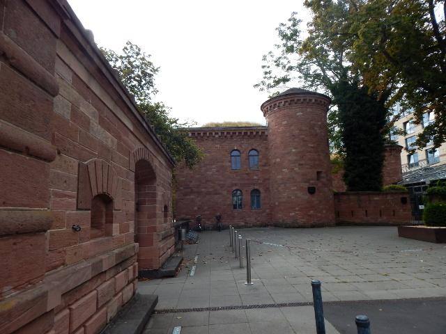 Fort Malakoff Mainz Rheinufer