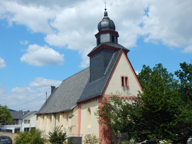 Kirche Sankt Peter in Boppard-Weiler