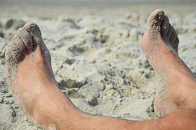 Sommer, Sonne, Sandstrand