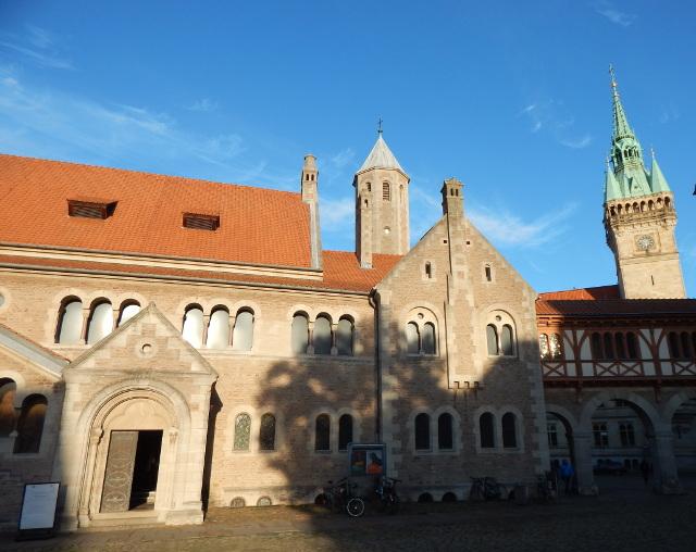 Burg Dankwarderode in Braunschweig Sehenswürdigkeiten